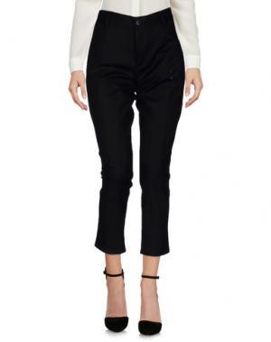 Повседневные брюки Y-3. Цвет: черный