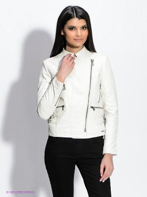 Куртка Calvin Klein. Цвет: белый