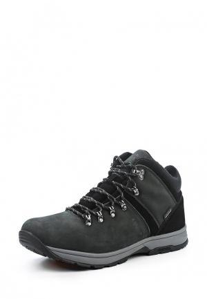 Ботинки трекинговые Icepeak. Цвет: черный
