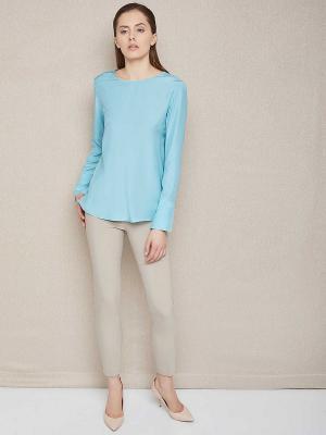 Блуза женская Charuel. Цвет: салатовый