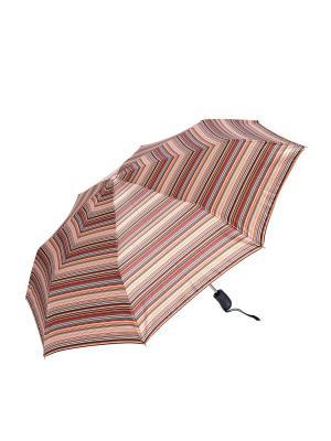 Зонт Stilla s.r.l.. Цвет: коричневый, желтый, оранжевый