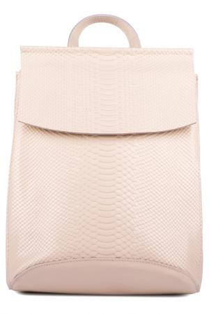 Сумка-рюкзак ULA. Цвет: молочный