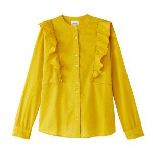 Рубашка BETTY PLUMETIS JOLIE PETITE MENDIGOTE. Цвет: бордовый,желтый