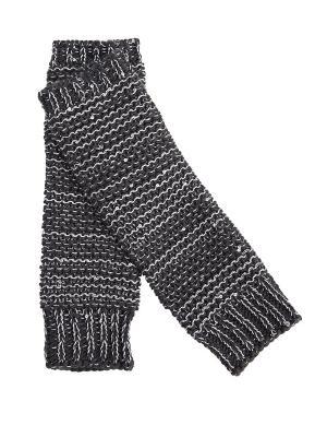 Перчатки Oltre. Цвет: серый