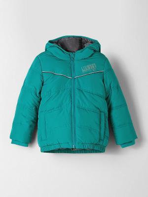 Куртка S.OLIVER. Цвет: бирюзовый
