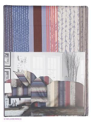 Комплект постельного белья 2 сп. сатин, рисунок 671 LA NOCHE DEL AMOR. Цвет: коричневый