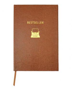 Записная книжка SLOANE STATIONERY. Цвет: охра