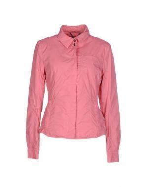 Куртка 313 TRE UNO. Цвет: светло-фиолетовый
