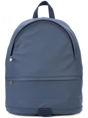 Рюкзак на молнии A.P.C.. Цвет: синий