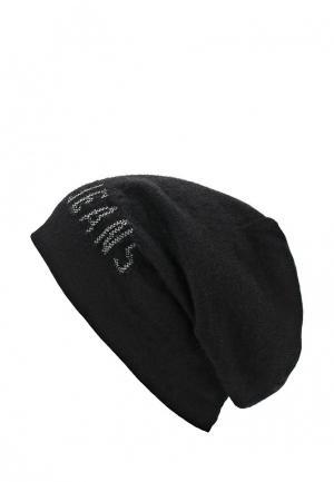 Шапка Armani Jeans. Цвет: черный