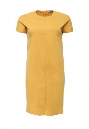 Платье Svesta. Цвет: коричневый