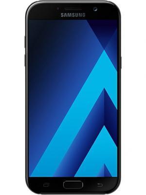Смартфон Galaxy A7 (2017) 32 Гб чёрный Samsung. Цвет: черный
