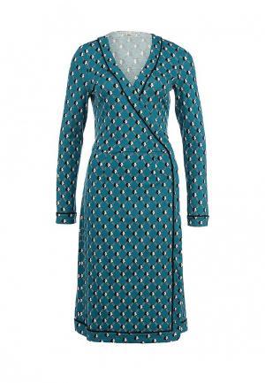 Платье Uttam Boutique. Цвет: зеленый