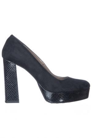 Туфли NILA. Цвет: черный