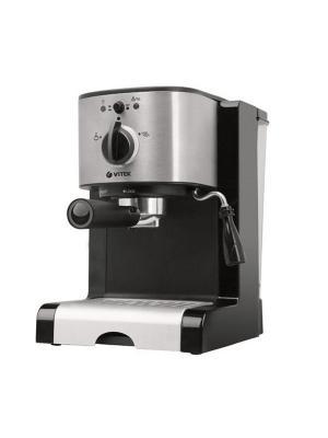 Кофеварка Vitek VT-1513(BK). Цвет: черный