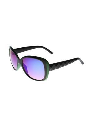 Солнцезащитные очки Olere. Цвет: черный, зеленый