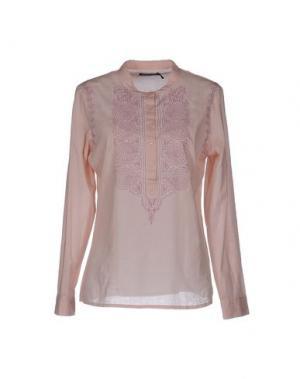 Pубашка ANTIK BATIK. Цвет: розовый