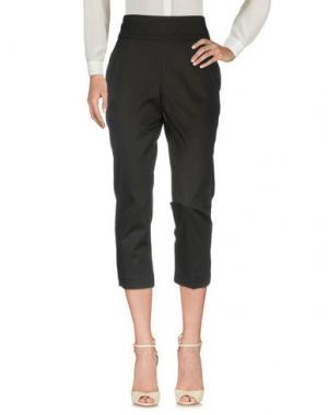 Повседневные брюки SPAGO DONNA. Цвет: черный