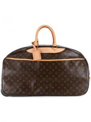 Eole 60 Travel duffle bag Louis Vuitton Vintage. Цвет: коричневый