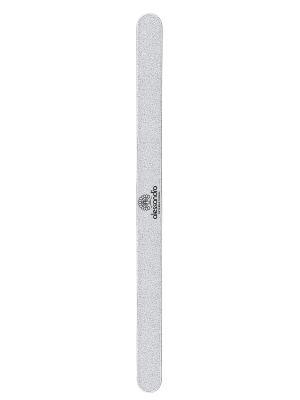 Профессиональная пилка для маникюра (зернистость 100 / 180) alessandro. Цвет: белый