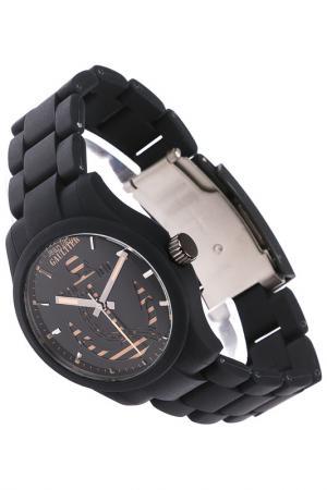 Наручные часы Jean Paul Gaultier. Цвет: black