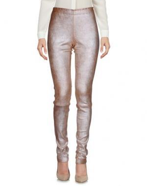 Повседневные брюки STOULS. Цвет: верблюжий