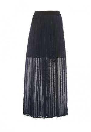 Юбка Liu Jo Jeans. Цвет: синий