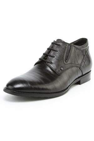 Ботинки ROSSCONI. Цвет: черный