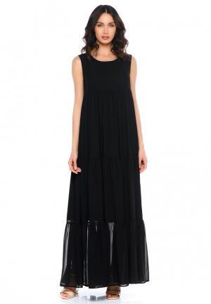 Платье Lucky Move. Цвет: черный