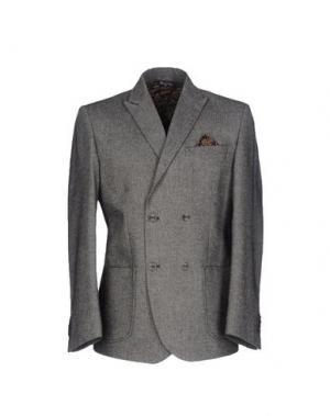 Пиджак 1° GENITO. Цвет: серый