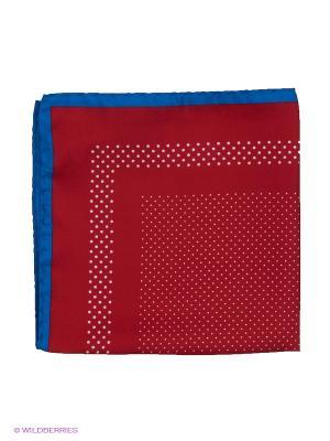 Платок-паше Troy collezione. Цвет: красный