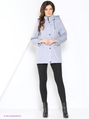 Куртка Meeri Maritta. Цвет: серо-голубой