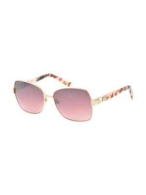 Солнцезащитные очки MEGAPOLIS. Цвет: розовый