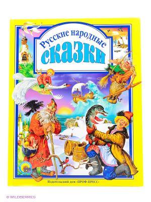 Русские народные сказки Проф-Пресс. Цвет: фиолетовый