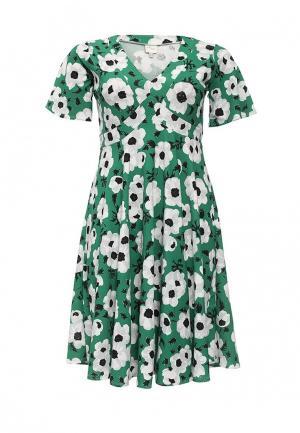 Платье Just Joan. Цвет: мультиколор
