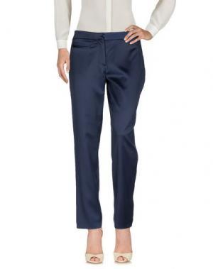Повседневные брюки RENATO BALESTRA. Цвет: темно-синий