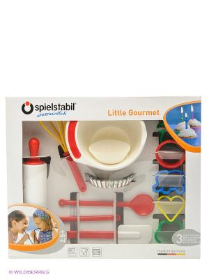 Детский кулинарный набор SPIELSTABIL. Цвет: бежевый
