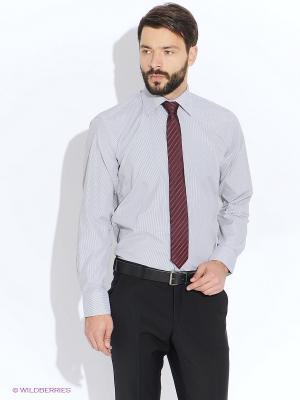 Рубашка LIVANSO. Цвет: светло-серый