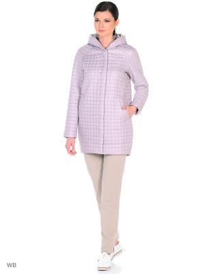 Куртка CATTAIL WILLOW. Цвет: бледно-розовый