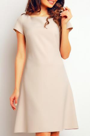 Dress INFINITE YOU. Цвет: beige