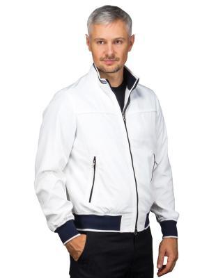 Куртка GREG. Цвет: белый