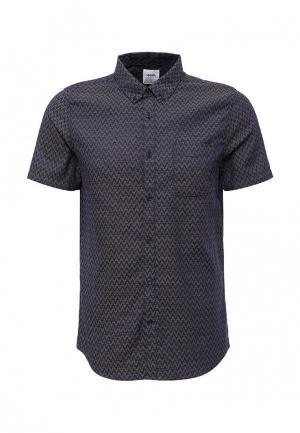 Рубашка Burton Menswear London. Цвет: синий