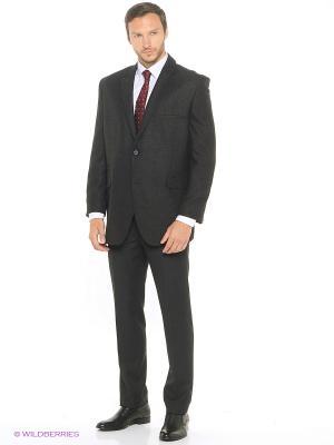 Пиджак Alfred Muller. Цвет: черный, темно-зеленый, антрацитовый