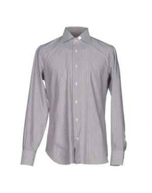 Pубашка GIAMPAOLO. Цвет: хаки