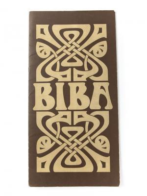 Каталог Biba Vintage. Цвет: коричневый