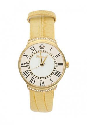 Часы Romanoff. Цвет: бежевый