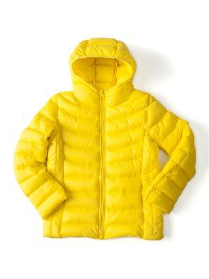 Куртка I love to dream. Цвет: желтый