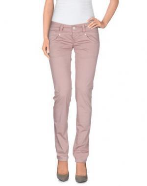 Повседневные брюки 2TWO. Цвет: пастельно-розовый