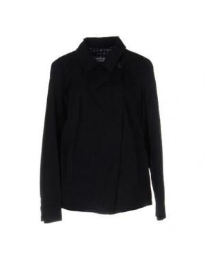 Куртка PERSONA. Цвет: темно-синий