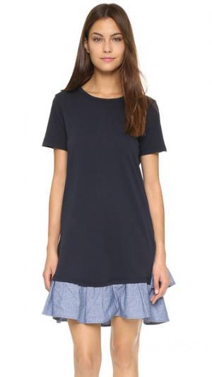 Платье футболка с доставкой